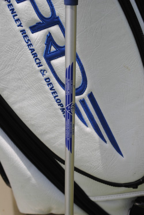 ET2 Club - Shaft closeup
