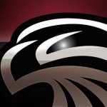 Penley Bird Of Prey Icon - Red