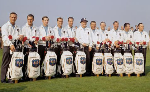 Ryder Cup week brings back fond memories for 1965 U.S. team member Tommy Jacobs by Steve Pajak